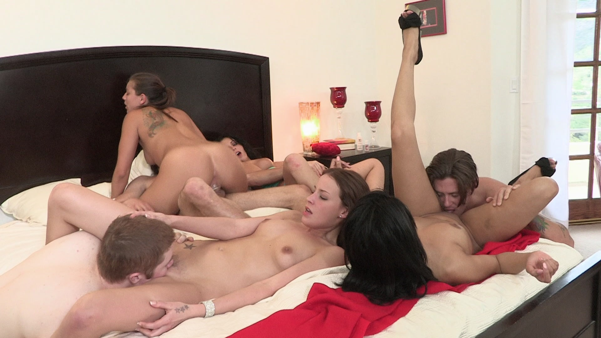 Clip swinger video