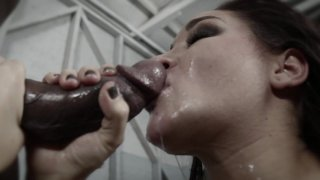 Streaming porn video still #9 from Black Domination