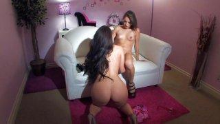 Streaming porn video still #3 from Naughty Stepsisters Vol. 2