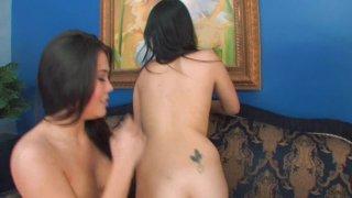 Streaming porn video still #4 from Naughty Stepsisters Vol. 2