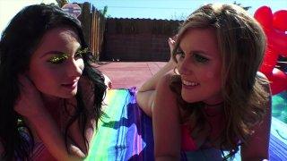 Streaming porn video still #1 from Summer Sluts