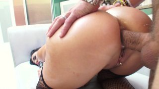 Streaming porn video still #9 from Big Tit Anal MILFs #2