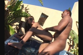 Streaming porn video still #5 from Ebony Paradise