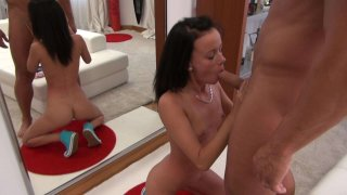Streaming porn video still #3 from Rocco's Intimate Castings
