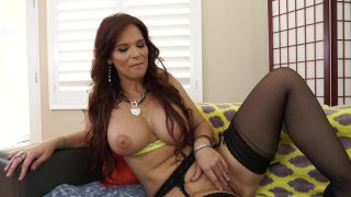 Streaming porn video still #2 from Anal Monster Black Cock Sluts 2: MILF Edition
