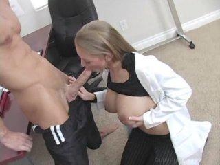 Streaming porn video still #2 from Doctor Adventures Vol. 2