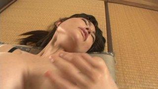 Streaming porn video still #5 from Hana Kizakura: Milky Angel With K-Cups Tits