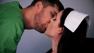 Streaming porn video still #1 from Rose Valerie, Night Shift Nurse