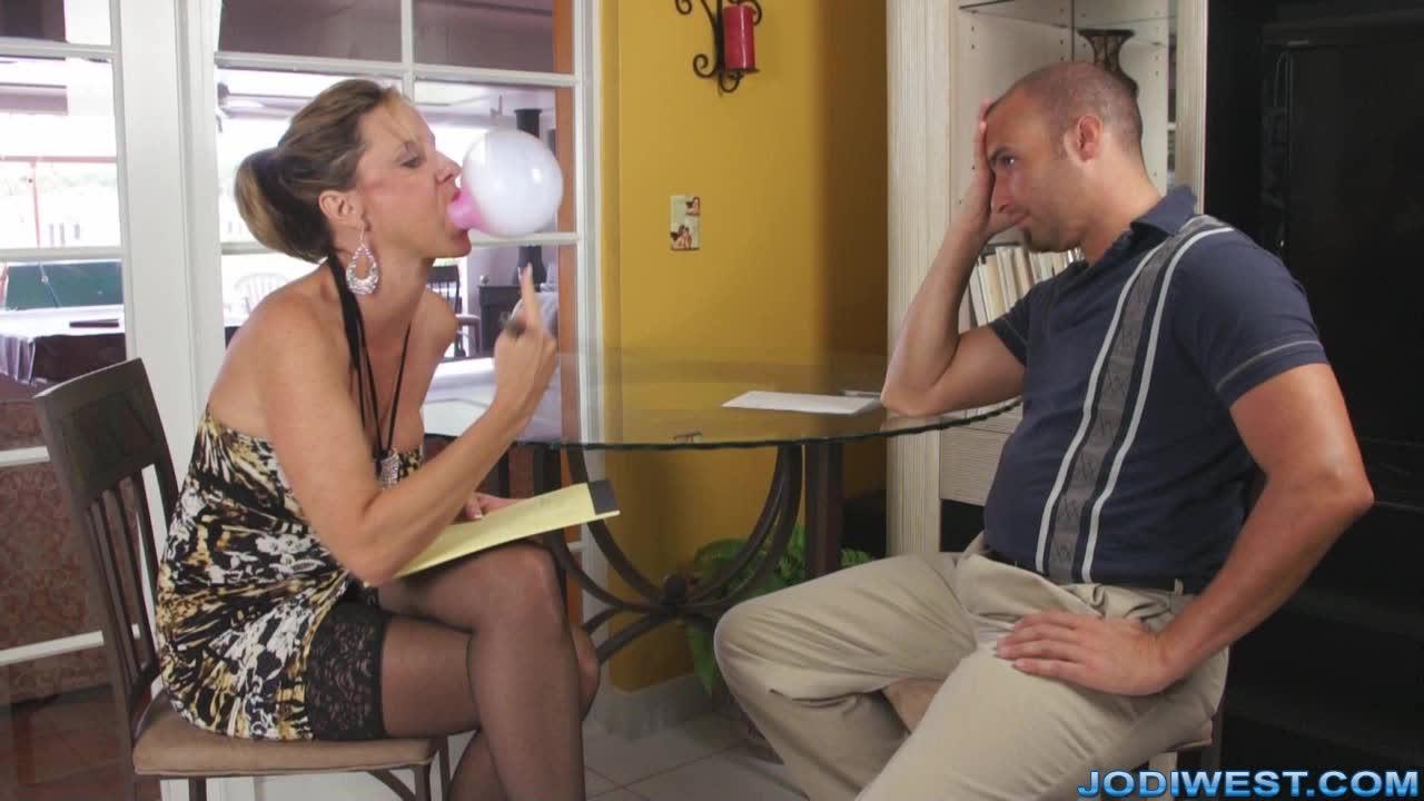 two women spank boy bare