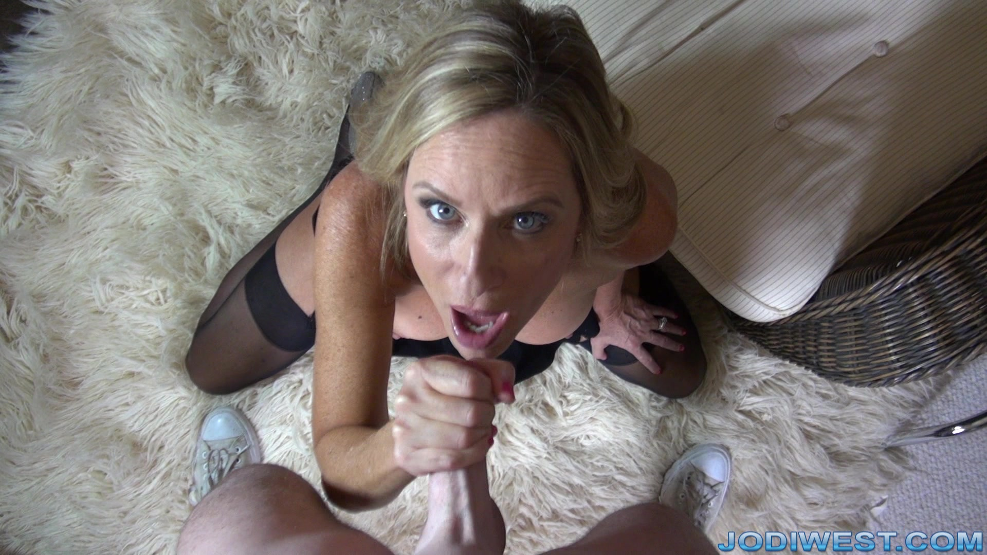 POV Blowjob from Jodi West image.