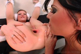 Streaming porn video still #9 from Gape Lovers 4