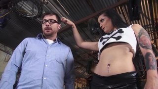 Streaming porn video still #1 from Axel Braun's Inked