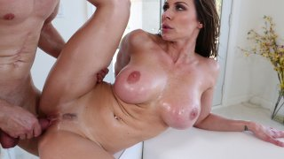Streaming porn video still #9 from Big Wet MILF Tits