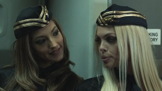 Streaming porn video still #3 from Fly Girls