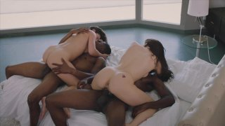 Streaming porn video still #5 from Interracial Icon Vol. 3