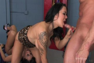 Streaming porn video still #3 from Chyna Is Queen Of The Ring