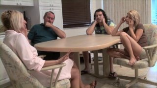 Streaming porn video still #1 from Taboo Family Vacation: An XXX Taboo Parody!