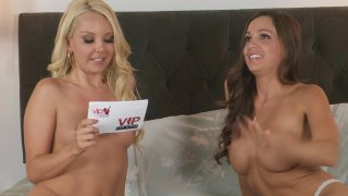 Streaming porn video still #1 from Abigail Mac Experience, The