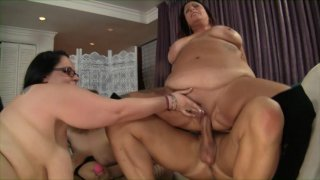 Streaming porn video still #17 from Super Sized Orgy Vol. 5