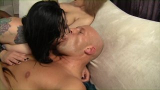 Streaming porn video still #20 from Super Sized Orgy Vol. 5