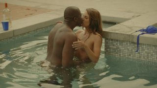 Streaming porn video still #1 from My First Interracial Vol. 8