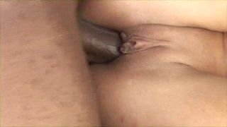 Streaming porn video still #3 from Slammin' The White Girls #2