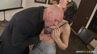 Streaming porn video still #2 from Big Tits At Work Vol. 12