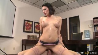 Streaming porn video still #6 from Big Tits At Work Vol. 12