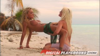 Streaming porn video still #3 from Island Fever 3