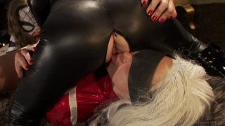 Streaming porn video still #6 from Spider-Man XXX 2: An Axel Braun Parody