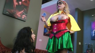 Streaming porn video still #3 from Wonder Woman