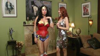Streaming porn video still #2 from Wonder Woman