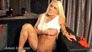 Streaming porn video still #5 from Aziani's Iron Girls