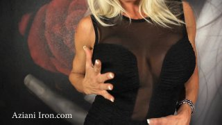 Streaming porn video still #4 from Aziani's Iron Girls