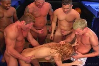 Streaming porn video still #1 from Gang Bang Darlings