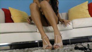 Streaming porn video still #4 from Black Tranny Whackers 31