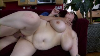 Streaming porn video still #6 from Scale Bustin Babes 50