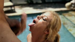 Streaming porn video still #2 from Busty Cougars