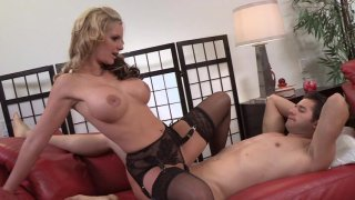 Streaming porn video still #7 from Busty Cougars