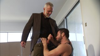 Streaming porn video still #16 from Daddy Meat 2: The Best Of TitanMen Daddies