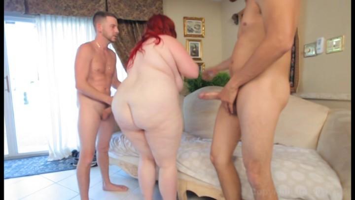 Teen lesbian dildo threesome