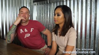 Streaming porn video still #3 from Gangbang Creampie Petite Asians Edition