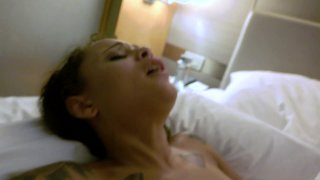 Streaming porn video still #8 from Anal Violation Of Holly Hendrix
