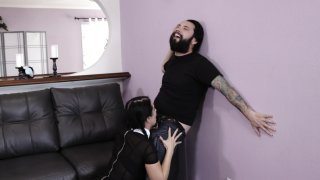 Streaming porn video still #4 from Very Adult Wednesday Addams 2, A