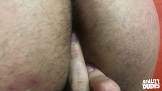 Streaming porn video still #3 from Dudes In Public 2