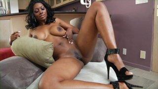 Streaming porn video still #2 from Ebony Angels
