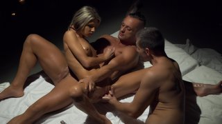 Streaming porn video still #3 from Masseuses, The