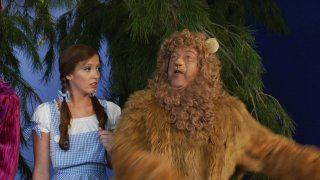 Streaming porn video still #15 from Not The Wizard Of Oz XXX