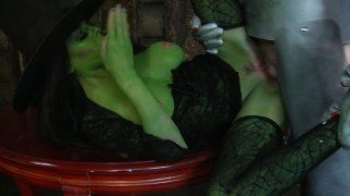 Streaming porn video still #17 from Not The Wizard Of Oz XXX