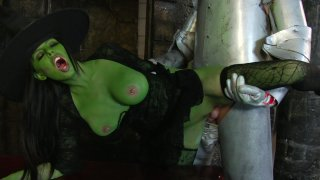 Streaming porn video still #18 from Not The Wizard Of Oz XXX
